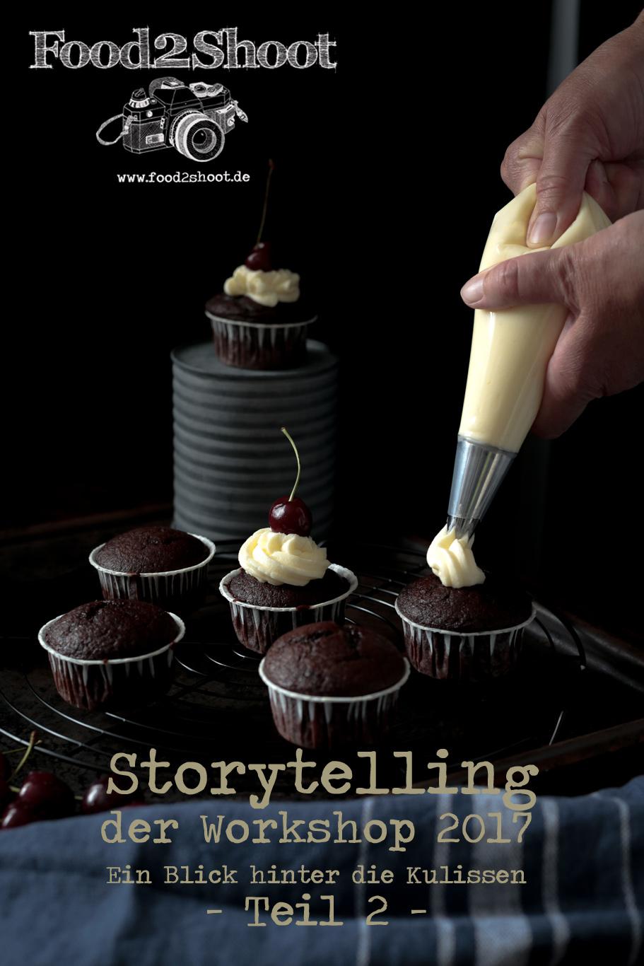 Storytelling – der Workshop 2017 … ein Blick hinter die Kulissen – Teil 2 –