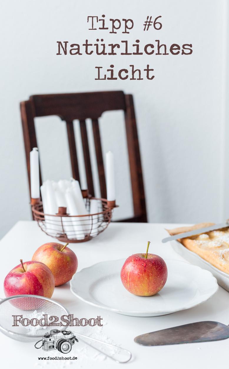 Tipp – #6 – Natürliches Licht